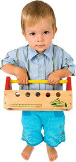 Child/Toolbox Image